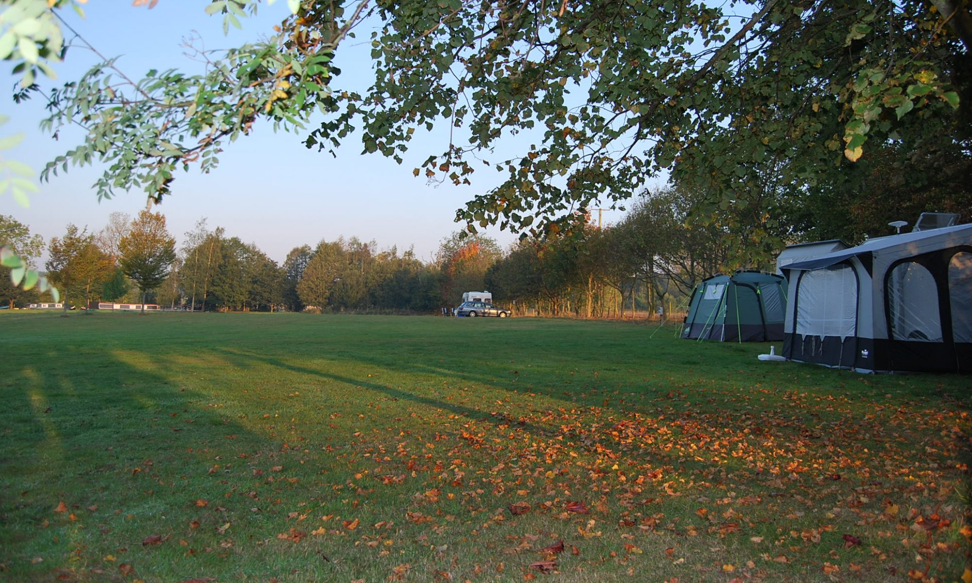 Ty Mawr Camping & Caravaning Site